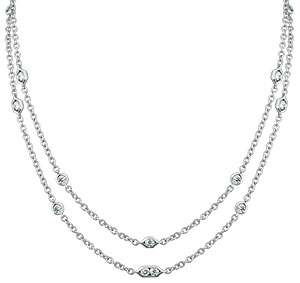 artistry diamond necklace