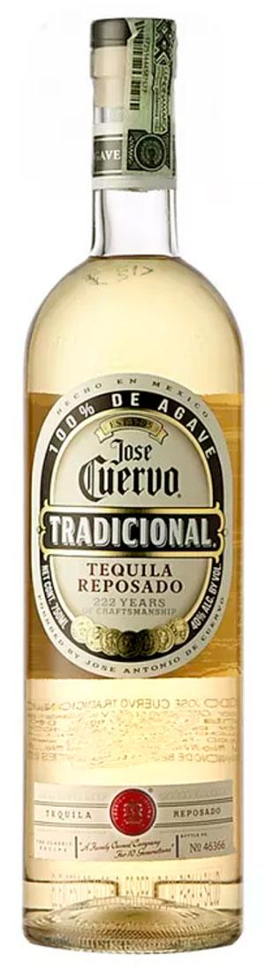 cuervo tradicional tequila reposado