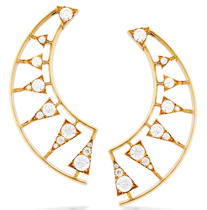 hearts on fire triplicity earrings