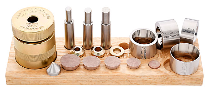 jasons works auto coin ring starter kit