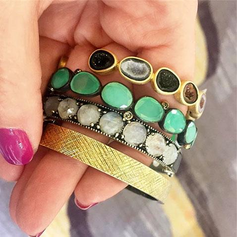 nina nguyen bracelets