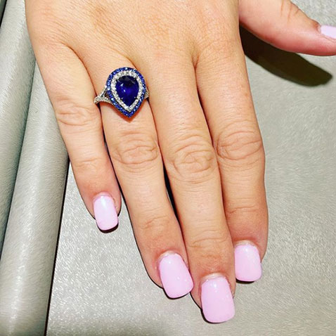 omi prive sapphire ring