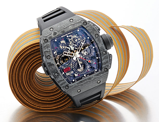 richard mille RM1102 GMT