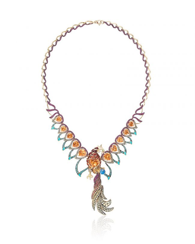 Ricardo Basta necklace