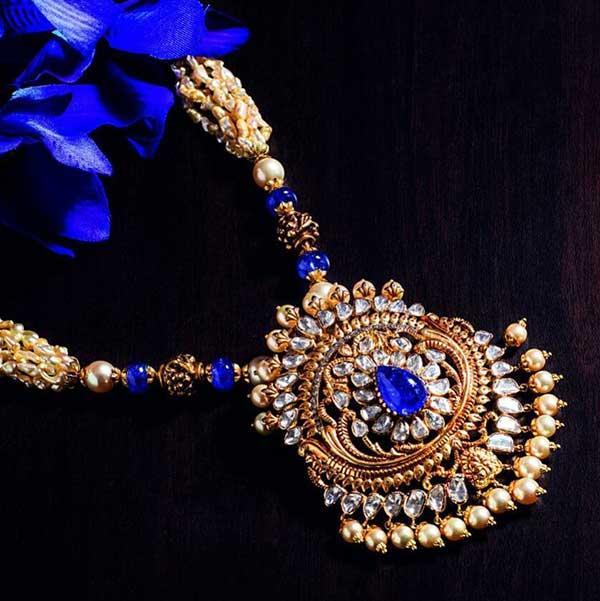 Achal Jewels necklace IIJS