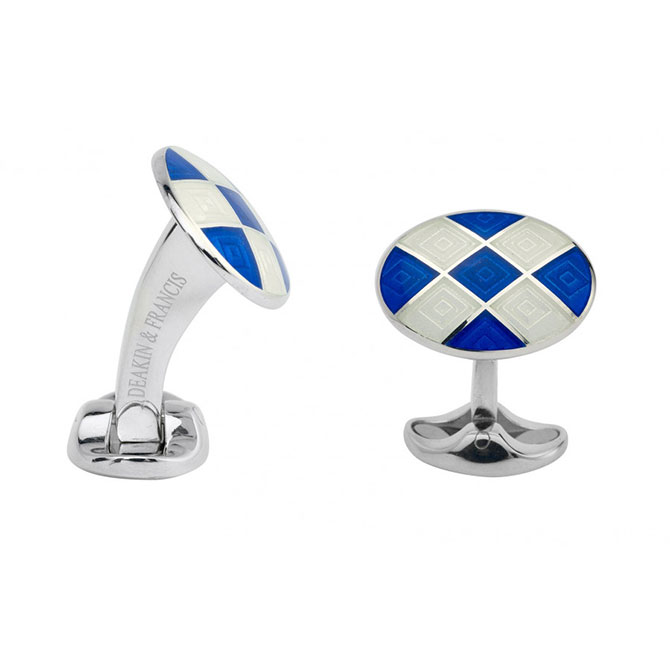 Deakin and Francis cuff links