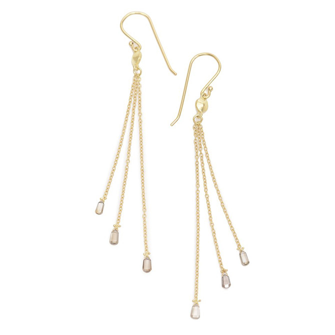 Diana Mitchell earrings NY Now
