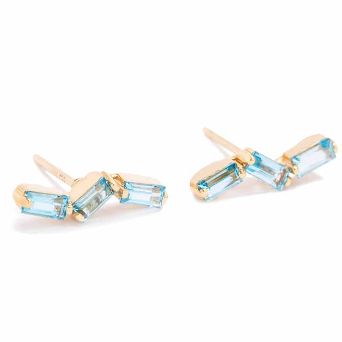 Suanne Kalan Amalfi earrings