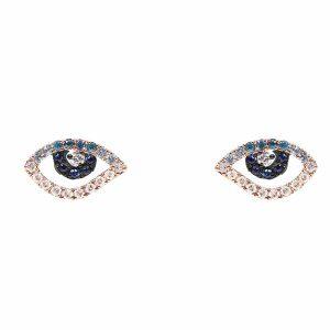 Djula eye stud earrings
