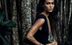 Joan Smalls David Yurman Celebrations.