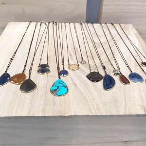 Margaret Solow pendants