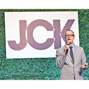Mark Smelzer at JCK Las Vegas 2018