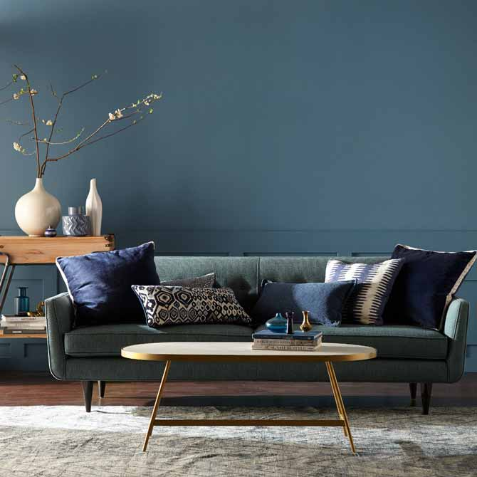 Behr Blueprint color of the year
