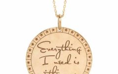 Zoe Chicco Mantra collection pendant