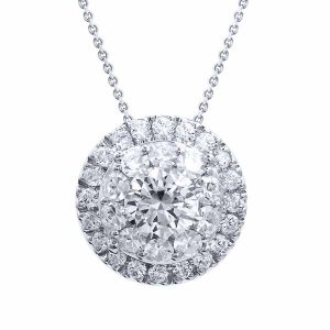HK Diamond pendant
