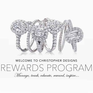 Christopher Designs rewards website supplier news