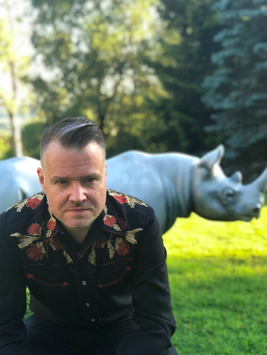 Dave White Forevermark rhino Tusk