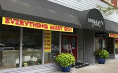Shelley's Jewelry closing