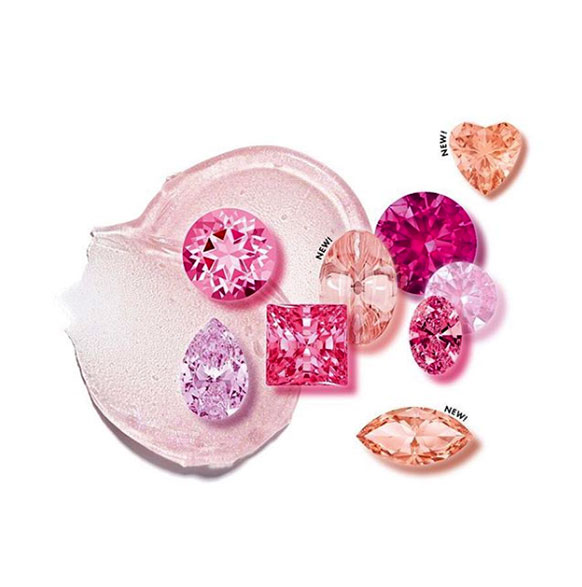 Swarovski Gem Visions pink gems