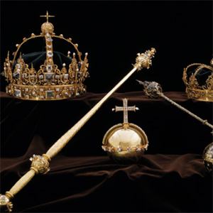 Swedish Crown Jewels stolen
