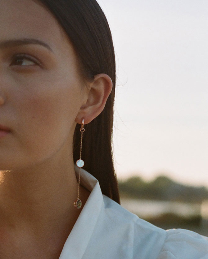 TARA Lucine as earring