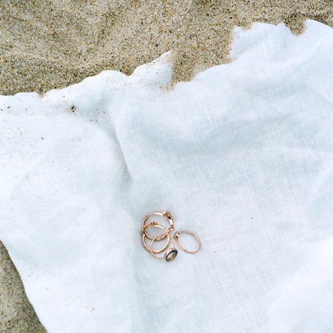 TARA Solana as individual rings