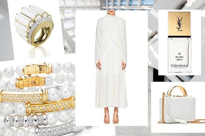 White Nights collage
