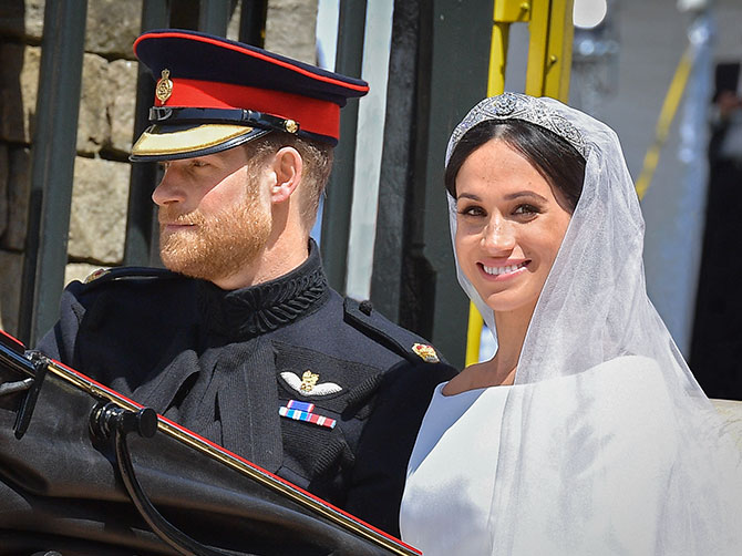 meghan markle and harry wedding