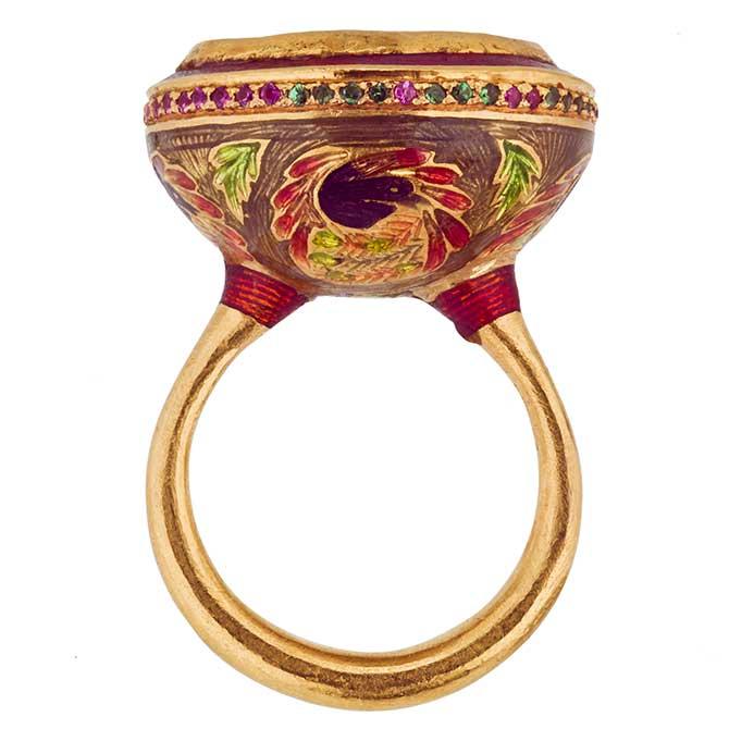 Alice Cicolini Kimono ring