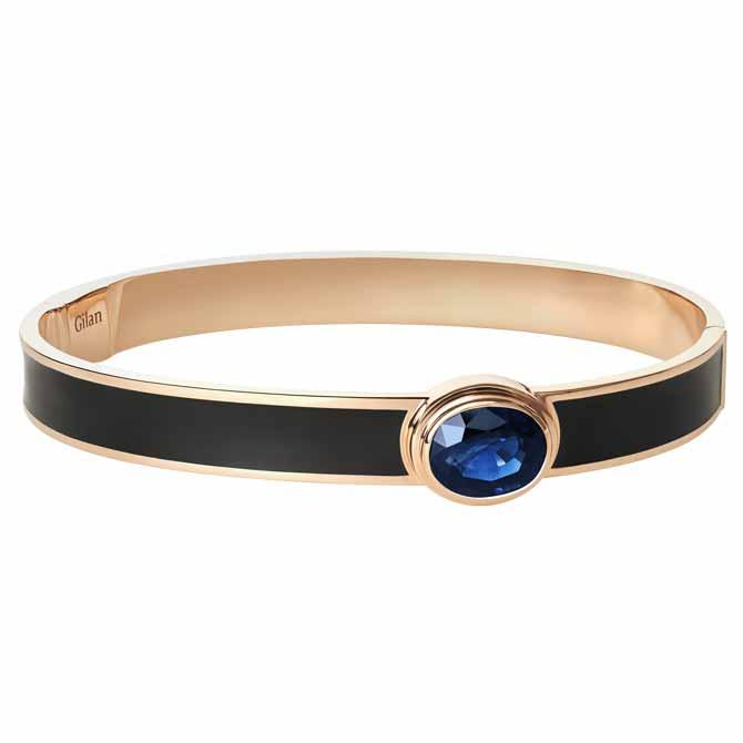 Gilan sapphire Ayse Hafsa bracelet