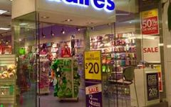 Claires storefront