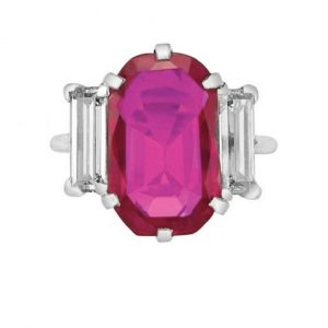 Doyle Alice Appleton ruby ring