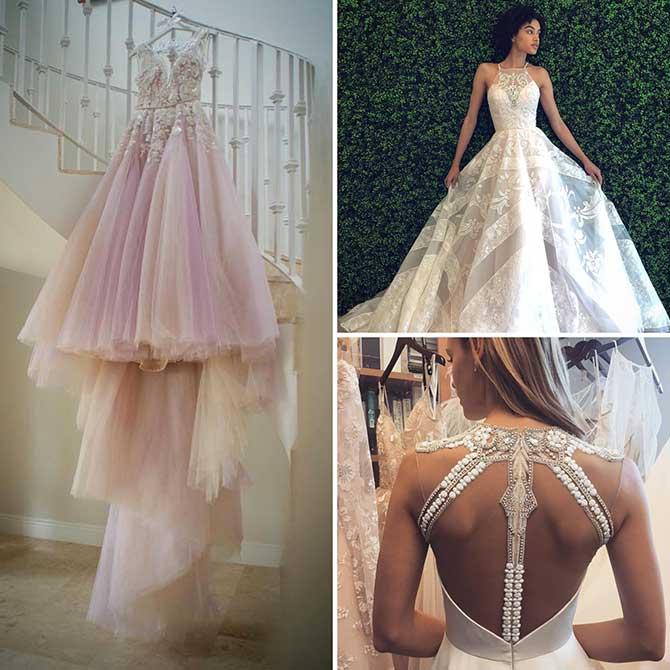 Hayley Paige wedding dresses