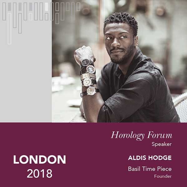 Horology Forum Aldis Hodge