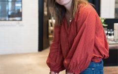 Mallory Shelter jewelry designer