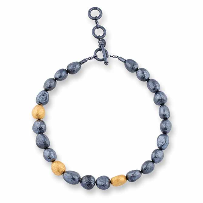 Lika Behar Pebbles necklace