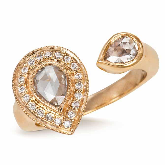 Just Jules diamond ring