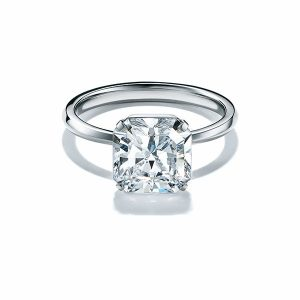 Tiffany True engagement ring