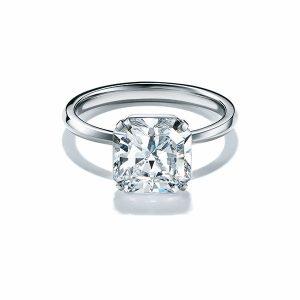 497877bac7bf69 Tiffany & Co. Bows New Tiffany True Engagement Ring - JCK