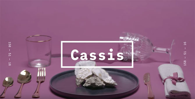 WGSN Coloro 2020 color forecast Cassis
