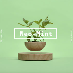 WGSN Coloro 2020 color forecast Neo-Mint