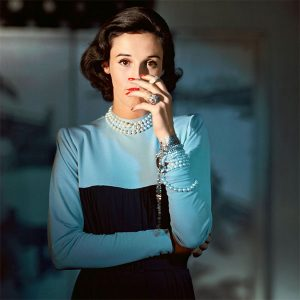 Babe Paley in Vogue
