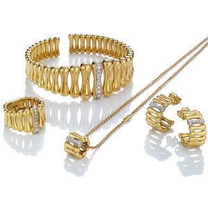 Chimento Bamboo jewelry collection