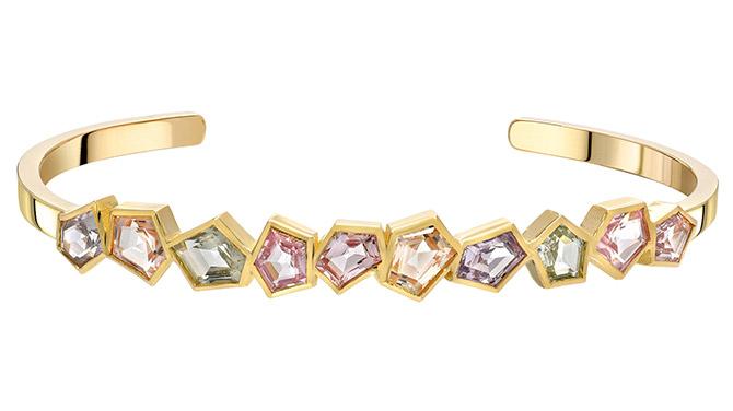 Era Jewelry Mosaic bangle