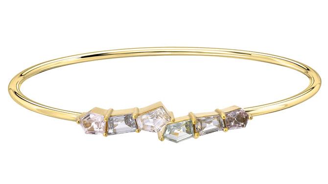 Era Jewelry Mosaic Twist bangle