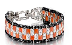 Cartier Art Deco bracelet from Siegelson