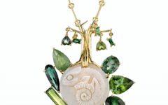 Daniela Villegas chameleon necklace