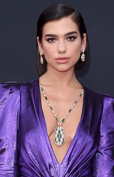 Dua Lipa at Billboard awards