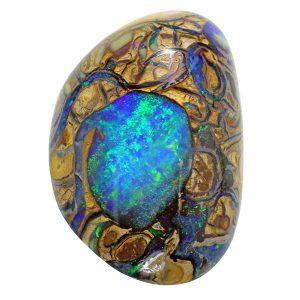 Dufty Weis yowah nut opal