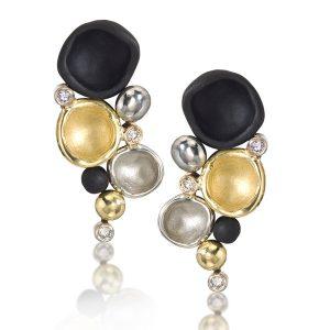 Sarah Graham Confluence earrings
